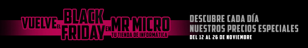Black Friday MR Micro