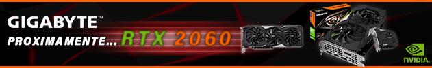 Proximamente Gigabyte RTX 2060