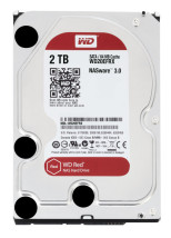 foto de Western Digital Red 3.5 2000 GB Serial ATA III