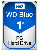 foto de Western Digital Blue 1000GB Serial ATA III disco duro interno