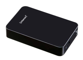foto de Intenso 3.5 Memory Center 4TB 4000GB Negro disco duro externo