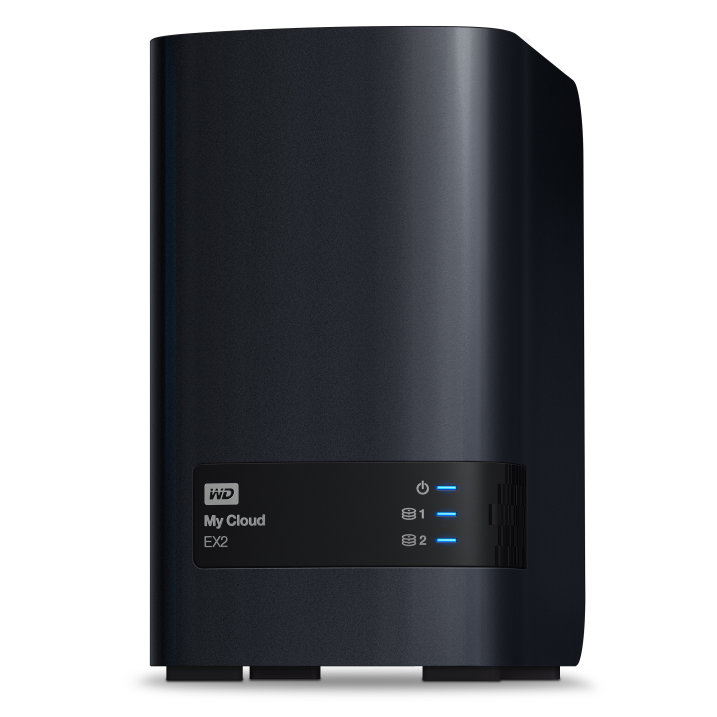 how to connect to wd my cloud