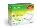 foto de TP-LINK AV1000 Ethernet Blanco 2pieza(s) adaptador de red powerline
