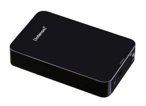 foto de Intenso 5TB Memory Center 5000GB Negro disco duro externo