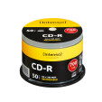 foto de CD-R INTENSO 700 MB/80 Min 52X CAKEBOX 50