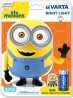 foto de Varta Minions Night Light 3AA LED Multicolor luz nocturna para bebés