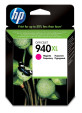 HP Cartucho de tinta magenta 940XL Officejet