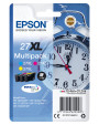 foto de Epson Multipack 3-colour 27XL DURABrite Ultra Ink