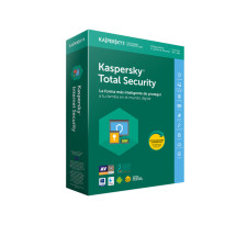 foto de Kaspersky Lab Total Security 2018 3licencia(s) 1año(s) Full license Español