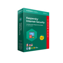 foto de Kaspersky Lab Internet Security 2018 3usuario(s) 1año(s) Full license Español