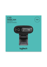foto de WEBCAM LOGITECH C170 5MP