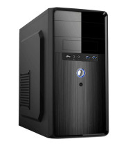 foto de MR Micro OR1562225 3.6GHz i7-7700 Micro Torre Negro PC PC