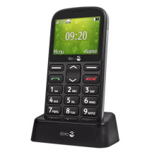 foto de TELEFONO MOVIL SENIOR DORO 1361 2,4 NEGRO T2MPX