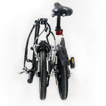 foto de smartGyro E-Bike Blanco 16 19000g Litio