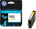 HP Cartucho de tinta Original 903 amarillo
