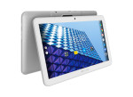 foto de Archos Access 101 tablet Mediatek MT8321 8 GB 3G Plata, Blanco