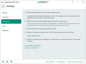 foto de Kaspersky Lab Anti-Virus 2018 Full license 1 licencia(s) 1 año(s) Español