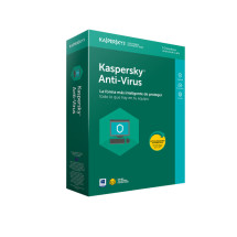 foto de Kaspersky Lab Anti-Virus 2018 Full license 3 licencia(s) 1 año(s) Español