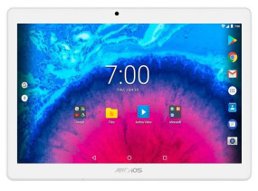 foto de Archos Core 101 4G tablet Mediatek MT8735 32 GB Stainless steel,White