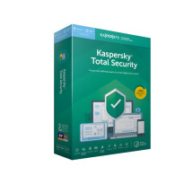 foto de Kaspersky Lab Total Security 2019 Base license 5 licencia(s) 1 año(s) Español