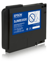 foto de Epson SJMB3500: Maintenance box for ColorWorks C3500 series