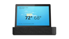 foto de TABLET LENOVO SMART TAB M10 TB-X605F 3GB 32GB 10,1 FHD (ALEXA AMAZON) 9.0 BLACK