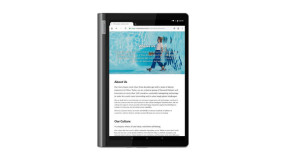 foto de TABLET LENOVO YT-X705F S10 (YOGA SMART TAB) 4GB 64GB FHD 10,1 ANDROID 9