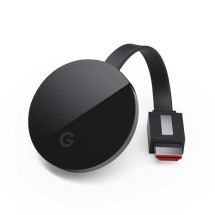 foto de GOOGLE CHROMECAST ULTRA 4K UHD SMART MEDIA PLAYER STREAMING WIFI