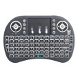 foto de TECLADO MAILLON SMART TV WIRELESS NEGRO