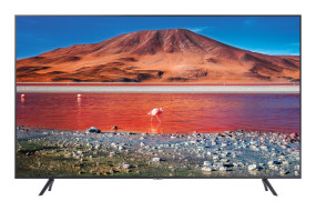 foto de Samsung Series 7 UE50TU7172U 127 cm (50) 4K Ultra HD Smart TV Wifi Carbono, Plata